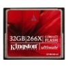 Карта памяти Kingston CompactFlash Ultimate 266X 32Gb